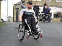 Wheelchair Skills Course