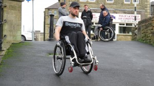 Wheelchair Skills Course